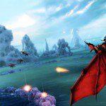 Draco's Coral Lake en Crimson Dragon 4
