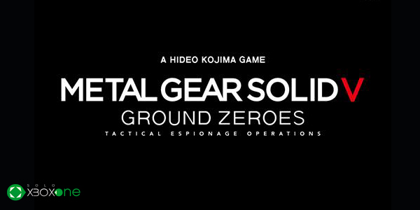 Ground Zeroes podría desbloquear extras en The Phantom Pain