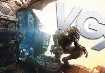 Los Titanes de Titanfall desde la VGX