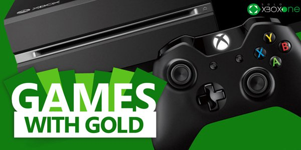 Revelados los Games With Gold de julio en Xbox One