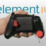 Un mando de XBOX para usar con una mano