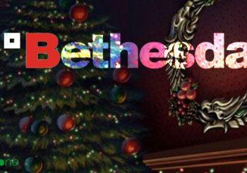 Felicitaciones de navidad por parte de Bethesda