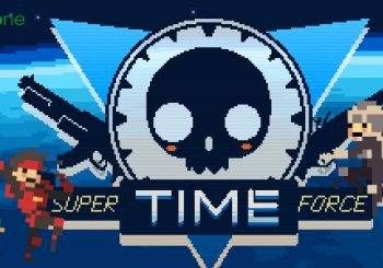 Super Time Force acerca su lanzamiento