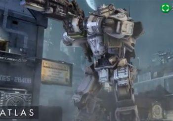 Presentado el Atlas Mech de Titanfall