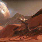 Artworks de Destiny descubren Marte y la Luna 1