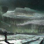 Artworks de Destiny descubren Marte y la Luna 3