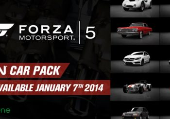 IGN Car Pack para Forza Motorsport 5