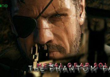 Desestimado filtro ochentero para Metal Gear Solid V