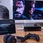 La segunda pantalla en Metal Gear Solid V 2