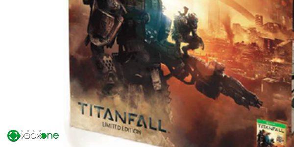 Desvelado el bundle de Titanfall para XBOX One