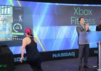 El NASDAQ abre sesión con XBOX Fitness