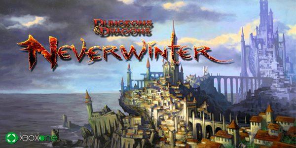 Neverwinter Online será un juego de lanzamiento de Xbox One en China