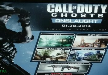 Primeras imagenes de Onslaught, para Call of Duty: Ghosts