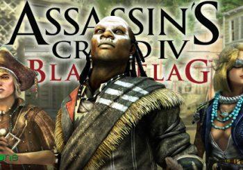 Nuevo pack de personajes de Assassin´s Creed IV: Black Flag