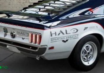 Un Mustang de regalo para los compradores de HALO: Spartan Assault