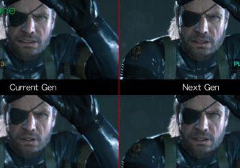 Konami pública la comparativa de Metal Gear Solid: Ground Zeroes