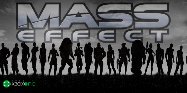 "Aparece listado en Amazon, ""Mass Effect Xbox One"""