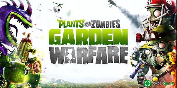 Nueva actualización gratuita para Plantas vs Zombies: Garden Warfare