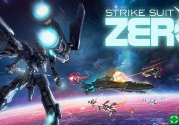 Anunciado Strike Suit Zero para la nueva generación