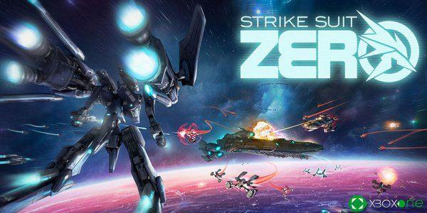 Strike Suit Zero Director´s Cut verá la luz el 9 de Abril