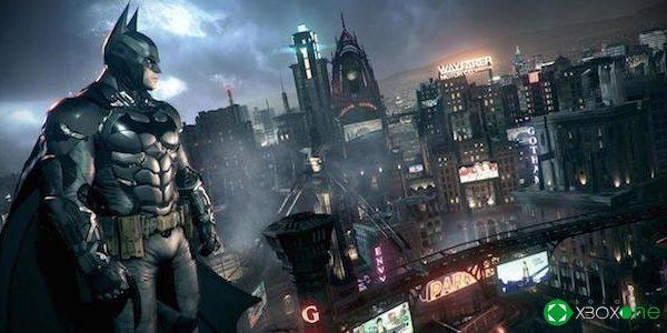 Redescubriendo Gotham en Batman Arkham Knight