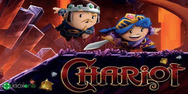 Presentan Chariot, un nuevo indie para XBOX One