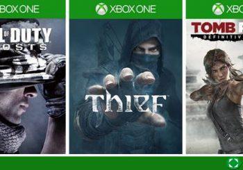 Jugosas ofertas en juegos digitales de Xbox One