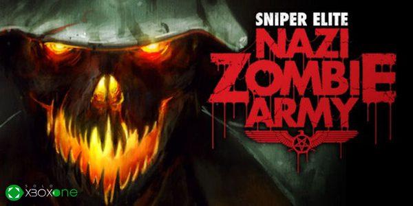 Amazon Alemania lista Sniper Elite: Zombie Army Trilogy en Xbox One