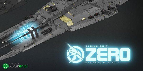 Nuevas imágenes de Strike Suit Zero