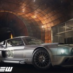 Bentley Continental GT y Ford Mustang GT 500 en The Crew