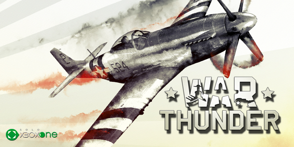 Desde War Thunder lamentan no ver la luz en XBOX One