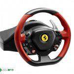 Thrustmaster presenta Ferrari 458 Spider Wheel para XBOX One 1