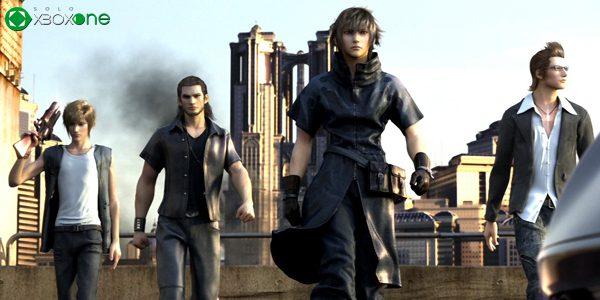 Final Fantasy XV sería el proyecto más caro de Square Enix