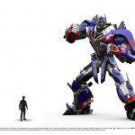 Desvelado Optimus Prime de Transformers: Rise of the Dark Spark 5
