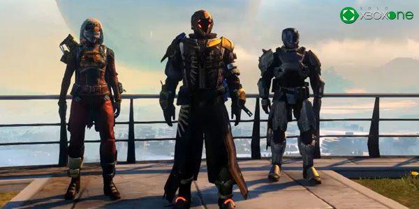 Los personajes de la Beta de Destiny no se importarán a su versión final