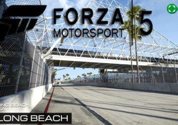 Capturas Direct Feed de Long Beach, circuito gratuito de Forza Motorsport 5