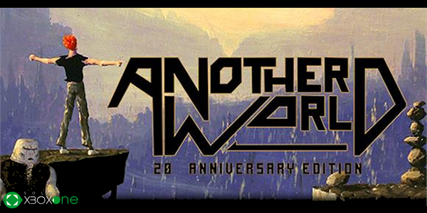 Ya disponible en Xbox One Another World – 20th Anniversary Edition
