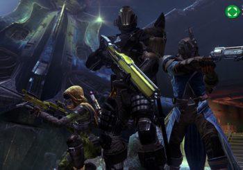 Nuevas imágenes de los personajes y armas de Destiny