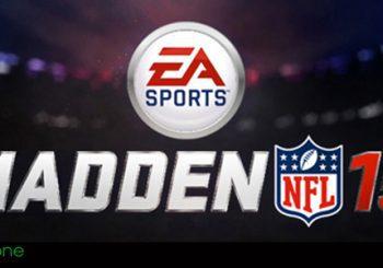 Madden NFL 15 se une al baúl de EA Access