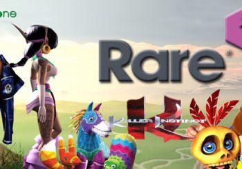 Rare se encuentra trabajando en varios proyectos no anunciados