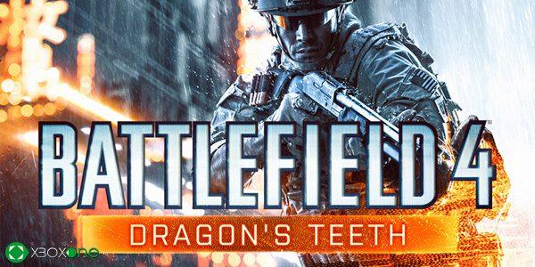 Nueva imagen de Dragon's Teeth, la nueva expansión de Battlefield 4