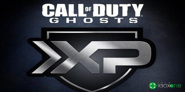 Fin de semana de doble experiencia en Call Of Duty: Ghosts