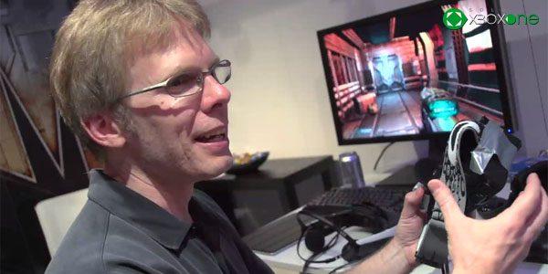 Zenimax acusa a Carmack de robar tecnología