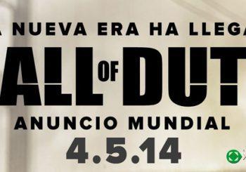 El 4 de mayo se presentará el nuevo Call Of Duty - Actualizada