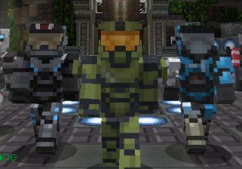 HALO llega a Minecraft