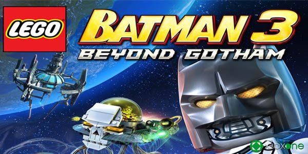 Nuevas imágenes de Lego Batman 3: Más allá de Gotham