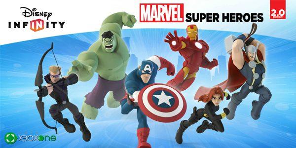 Primeras imágenes de Disney Infinity 2.0: Marvel Super Heroes