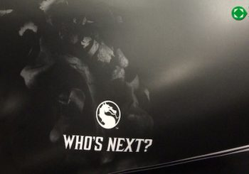 ¿Who's Next? Mortal Kombat X parece inminente