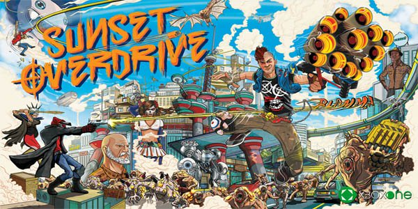 Resolución y Frame Rate de Sunset Overdrive