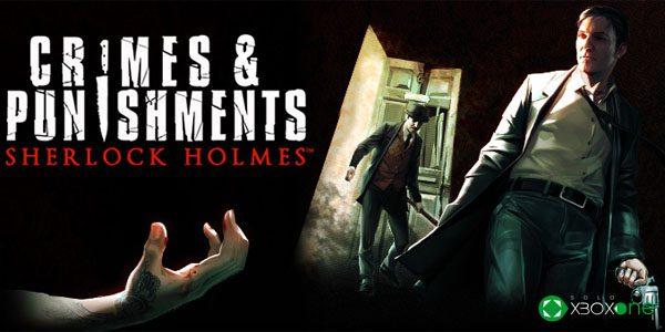 Mas de 20 minutos de Gameplay de Sherlock Holmes Crimes & Punishments